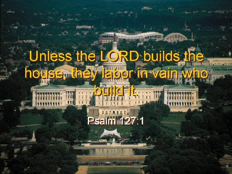 Unless The Lord